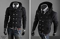 Полу пальто мужское МК 0123-И, фото 1
