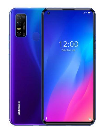 Смартфон DOOGEE N30 Blue