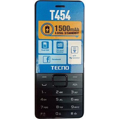 Мобильный телефон TECNO T454 Black (4895180745973)
