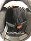 Мотошлем DFG Интеграл + Подарки: Перчатки, Воротник с мехом, Маска, Чехол, фото 9