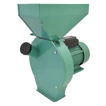 Зернодробилка DONNY-3000 (3.0кВт)(Для переработки пшеницы, ячменя, кукурузы )