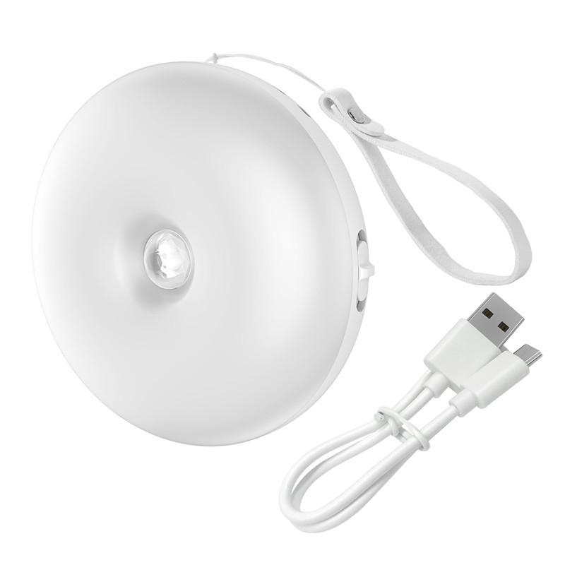 Ночник индукционный BASEUS Light garden Series Intelligent Induction Nightlight аккумулятор 1000mAh