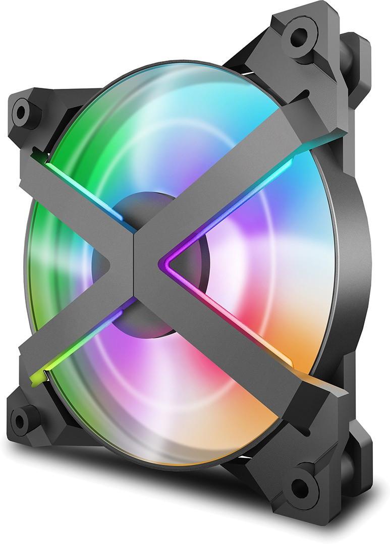 Набор RGB вентиляторов DeepCool MF120 GT