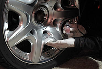 Обработка дисков автомобиля керамическим наносоставом