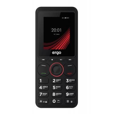 Мобильный телефон Ergo F188 Play Black