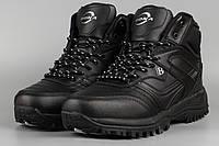Ботинки унисекс черные Bona 760C-2-6 Бона женские Размеры 36 37 38 39, фото 1