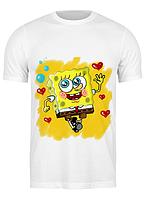 Футболка GeekLand Губка Боб Квадратные Штаны SpongeBob SquarePants РС.01.03