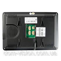 Комплект HD Видеодомофона DOM AHD 7B + панель вызова, фото 3