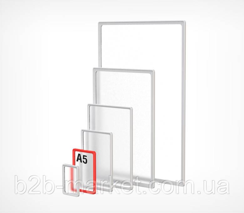 Пластикова рамка А5 формату