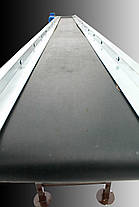 Ленточный конвейер длинной 14 м, ширина ленты 600 мм дв.5,5 кВт, фото 2