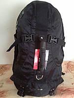 Качественный рюкзак Elenfancy 35 л. черный