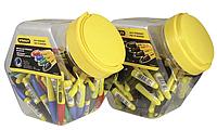 Маркер (МІНІ) STANLEY 4 кольори з загостреним наконечником 1-47-329