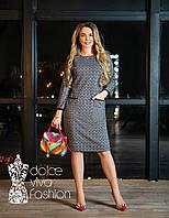 Стильное женское платье размер 48-56, фото 1