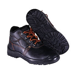 Ботинки зимние рабочие с мехом без металлического носка «Тет» 42