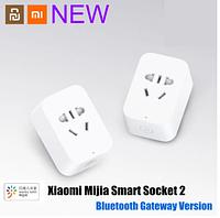Умная розетка  Xiaomi 2 Mi Home (Mijia) Bluetooth Gateway Edition ZNCZ07CM