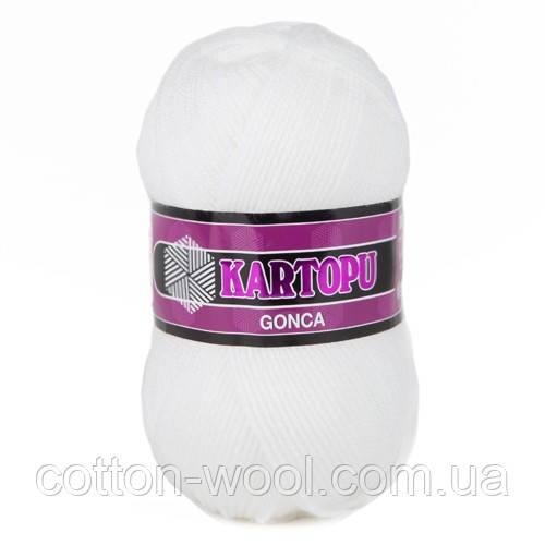 Kartopu Gonca (Гонка) 100% акрил  010