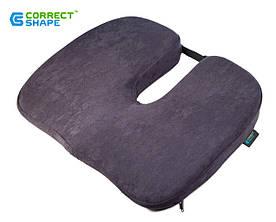 Model-1 - Ортопедическая подушка для сидения от геморроя, простатита, подагры Биория