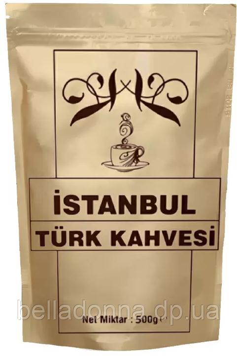 Турецкий кофе молотый Istanbul Turk Kahvesi 500 г