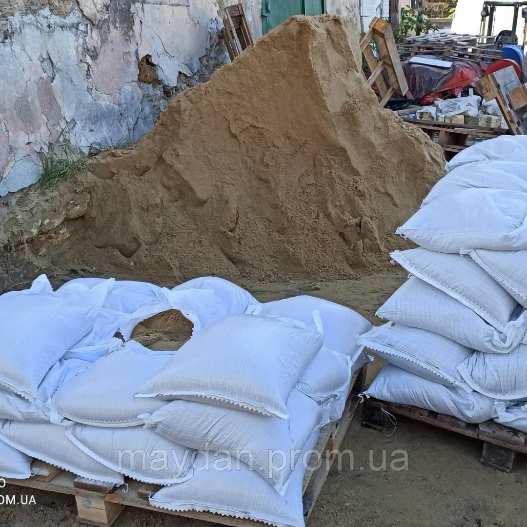 Песок Вознесенский мешок 25-30 кг.