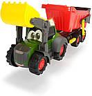 Трактор фермерский Хеппи. Фендт со световыми и звуковыми эффектами Dickie Toys 3819002, фото 5