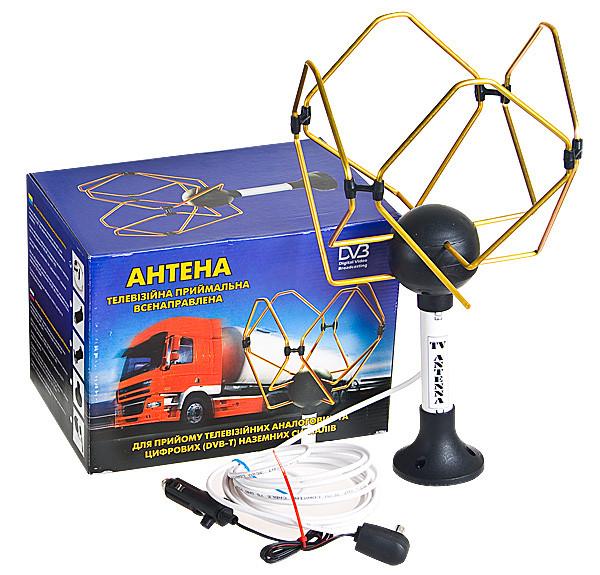 Автомобильная ТВ антенна Vector АТВ-3А