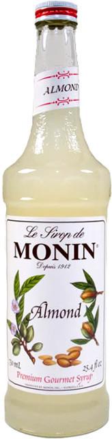 Сироп для кави MONIN Мигдаль 0,7 л