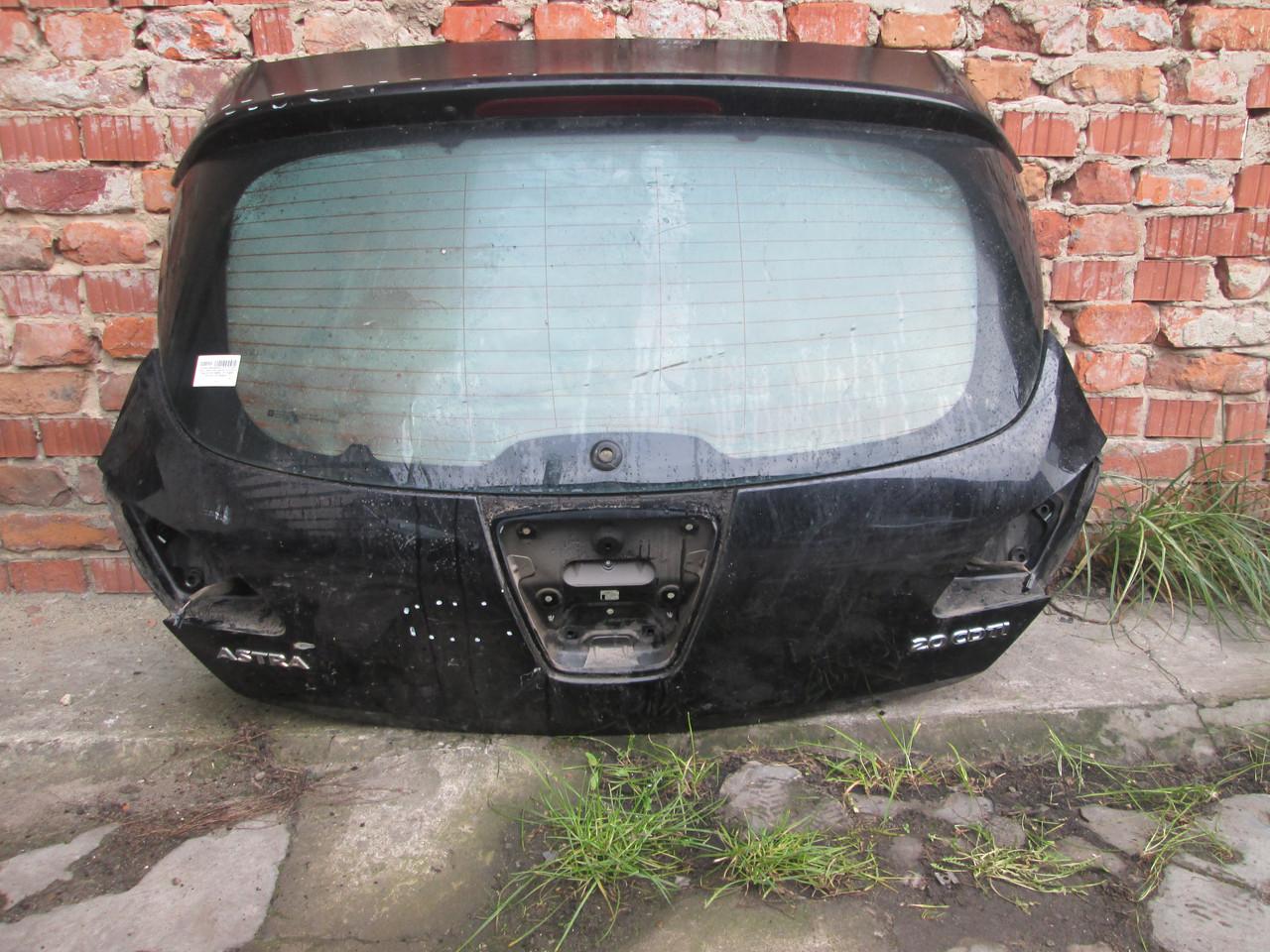 Б/у Кришка багажника для Opel Astra J 2009-2012 (Хетчбек)