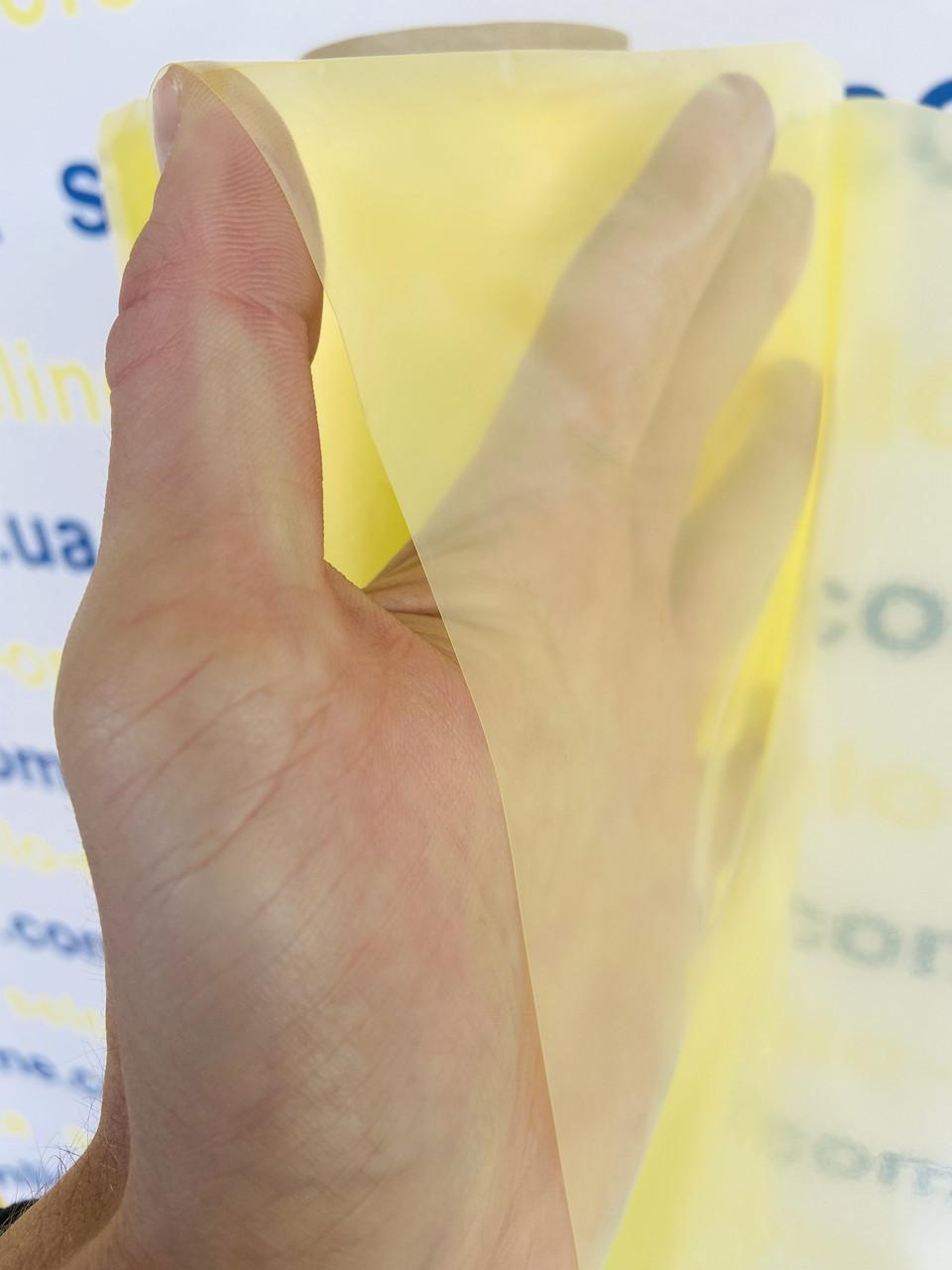 Пленка тепличная желтая 150 мкм. 6м*50м  (300 м2)\ 12мес. Стабилизация (2% UV). Желтая. Харьков