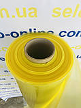 Пленка тепличная желтая 150 мкм. 6м*50м  (300 м2)\ 12мес. Стабилизация (2% UV). Желтая. Харьков, фото 2