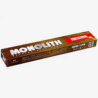Електроди Professional (Е 50)  д. 3 мм TM MONOLITH  2.5 кг