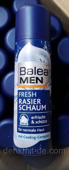 Пена для бритья Balea Rasierschaum Men Fresh 300 мл