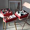 Коробочки для белья ORGANIZE 3 шт (кармен), фото 2