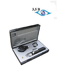 Офтальмоскоп прямой с LED освещением L1 ri-scope L LED 3,5 В