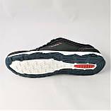 Кроссовки Colamb!a Мужские Чёрные Кожаные Мокасины (размеры: 40,41,42,43,44,45) Видео Обзор, фото 5