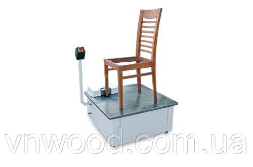 Верстат для вирівнювання ніжок дерев'яних стільців AD.100 DINCMAK