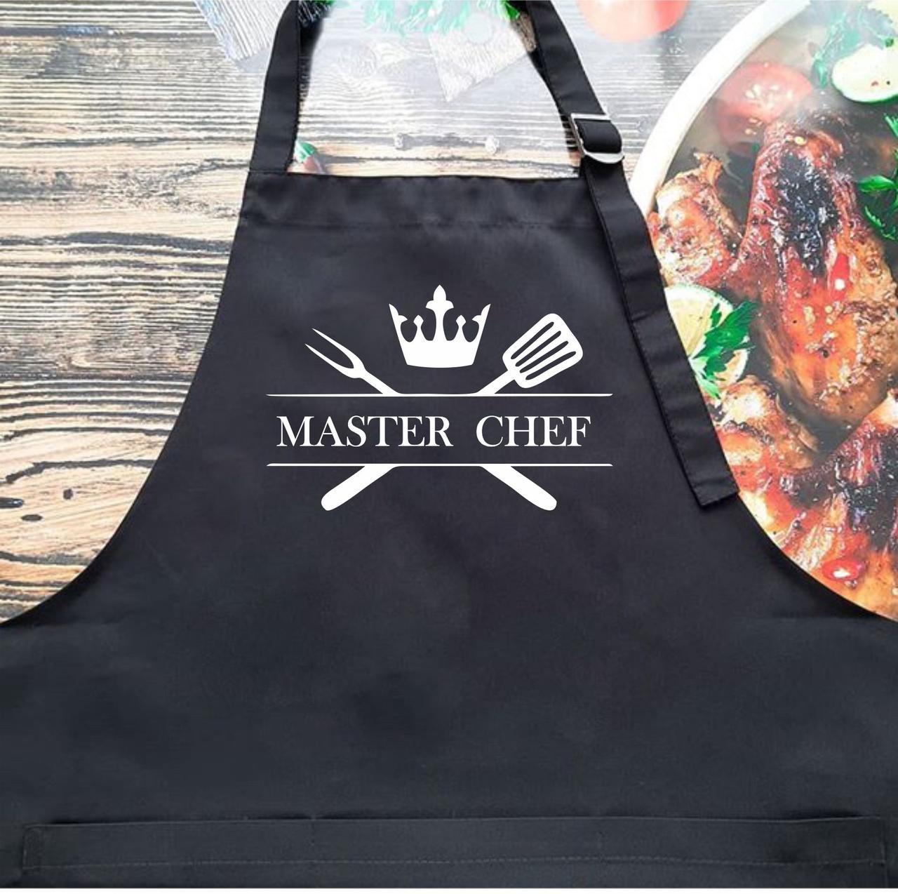 """Фартук """"Master Chef"""""""