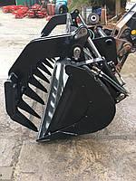 Гідравлічний ківш із верхнім захватом (силосний), фото 1