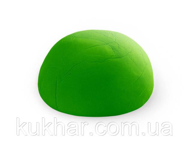 Мастика Цукрова кондитерська маса Зелена 1кг