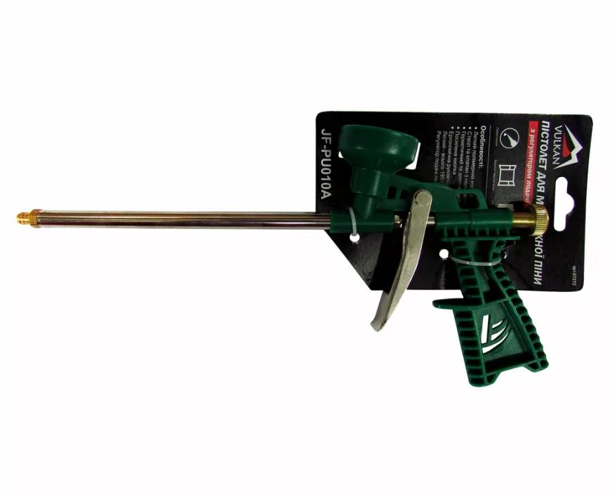 Пистолет для монтажной пены, Vulkan JF-PU010A