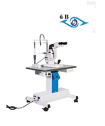 Щелевая лампа офтальмологическая со столом YZ-02