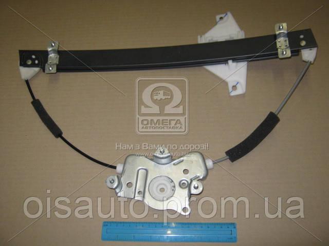 Стеклоподъемник двери передний правый Hyundai Sonata 02-/Kia Optima/Magentis 00-05 (пр-во Mobis)