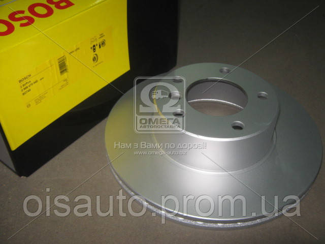 Диск тормозной BMW 5 (E39) передн., вент. (пр-во Bosch)