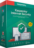 Kaspersky internet Security 2020, 1 ГОД, 1 УСТРОЙСТВО