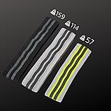 Стрічка опору набір LOOP BANDS, поліестер, латекс, р-н 66-87х8см, жорсткість S-L (FI-7200), фото 2