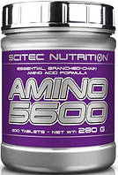 Аминокислоты Scitec Nutrition - Amino 5600 (500 таблеток)