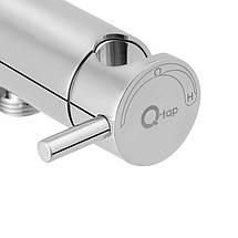 Набор для гигиенического душа со смесителем Q-tap Inspai-Varius CRM V00370101, фото 2