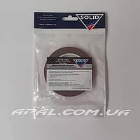 SOLID MAX FIX Скотч двосторонній для максимальної фіксації чорний, 0.8мм х 9мм х 5м