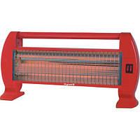 Обогреватель инфракрасный VILGRAND VQ4812R Red (3 реж 400/800/1200 Вт)
