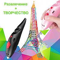 Низкотемпературная безопасная 3d ручка Розовая 3д ручки для малышей набор с пластиком PCL