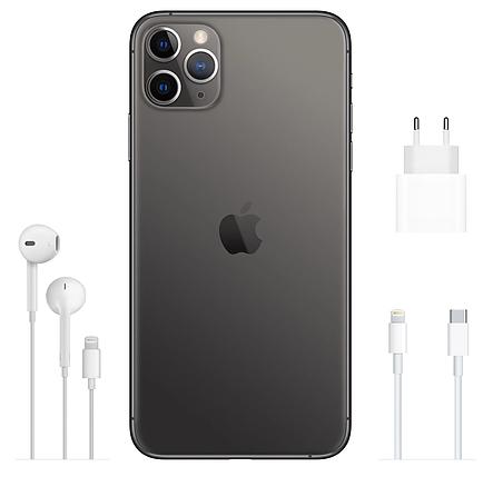 Смартфон Apple iPhone 11 Pro Dual Sim 512Gb Space Gray, фото 2